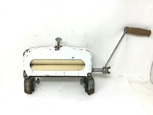Antique Wash Tub Handy Hot Portable Wringer Washer Laundry Clothes
