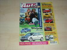 47924) BMW 320d E46 Fahrbericht - Auto Journal 04/1998