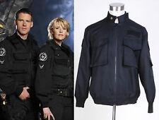 Stargate SG1 Black Uniform Jacket Costume*Custom Made*