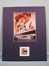 Academy Award winner -  Titanic  honored by its own stamp