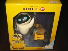 DISNEY PIXAR LOVELY TOYS WALL-E AND EVE / EVA  FIGURE SET!!…
