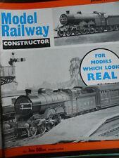 Model Railway Constructor 1 1960