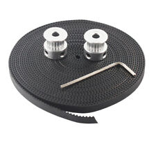 Hot 3D Printer Parts Accessory 2pcs GT2 16teeth 16 teeth Timing Alumium Pul N2Z8