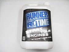Runner Time On Road Nitro Fuel 16% 5 Litre Bottle (PICK UP ONLY BRISBANE) OZRC