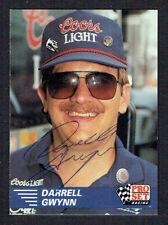 Darrell Gwynn #16 signed autograph auto 1991 Pro Set Nhra Trading Card