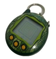 Tamagotchi Vintage Green Unit - Original - Great Condition Digital Pet