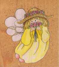 Motivo timbro STAMPS Happen sole Elfo Fairy figlio dei fiori Sunshine Sonnenschein