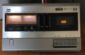 Jvc Kd 720 Top Loading Retro Style Hifi Cassette Deck Tape Recorder