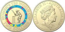 "Australia 2 dollars 2020 ""ICC Women's T20 World Cup - Cricket"" COLORED UNC"