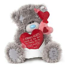 "Me To You Tatty Teddy Collectors 12"" Plush Bear - A Hundred Hearts"
