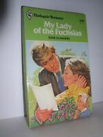 Harlequin Romance: My Lady of the Fuchsias by Essie Summers (#2281, Sep 1979,PB)