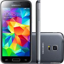 Samsung Galaxy S5 Mini SM-G800F~UNLOCKED~ 16GB -Stylish Black Smartphone UK