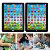 2Pack Early Learning Tablet IPAD Educational Toys For Baby Kids Learning English