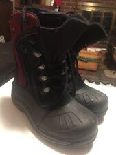 Sorel Alpha Trac Pully Mens Boots Snow Rain Winter Insulated Boot Sz 7 Men's