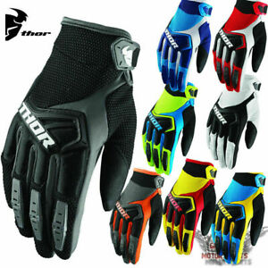 100%Thor Racing Troy Lee Designs Cycling Motorcycle Motorroad Riding  Gloves