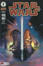 STAR WARS PRELUDE TO REBELLION #1 ANOTHER UNIVERSE.COM EXCLUSIVE