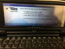 HP Jornada 720 Microsoft Windows for Handheld PC ~ Usedhandhelds