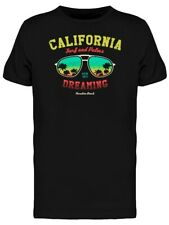 Surf And Palms Cali Paradise Sea Tee Men's -Image by Shutterstock