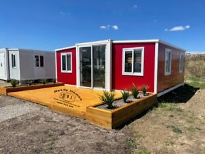 Expandable Container Home, Granny Flat, Bungalow, With Premium Inclusions