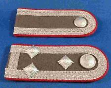 Germany - Epaulettes/Shoulder Boards - Metallic Thread - Lot A -