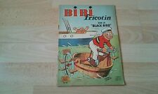 BIBI FRICOTIN N° 16 SUR LE BLACK BIRD EDITION PAPIER