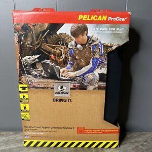 Pelican Pro Gear Hardback iPad case with iPad Insert
