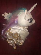 Build A Bear My Little Pony Princess Celestia Plush 18 With Cape BAB
