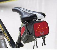 Bike Lights Led Lighting Indicator Turn Signals, Bike Taillight Remote Control