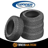 (4) New Cooper Discoverer AT3 XLT LT31X10.50R15/6 109R Tires