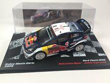 Ford Fiesta WRC Rallye Monte Carlo 2018 Ogier - 1/43 Voiture Car Diecast RB28