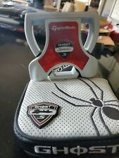 """TaylorMade Ghost Spider S 34."""" Putter Right Steel very good condition"""