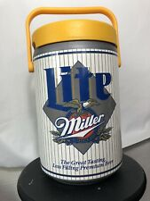 Vintage Miller Lite Beer Can Cooler 15'