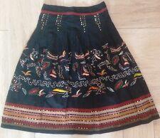 Abbigliamento MODA donna GONNA DERHY colore fantasia fashion offerta OCCASIONE