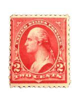 1894 US Stamp # 252 Mint NG H $125