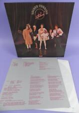 Pendiente De Oro-contrabando Vinilo Lp 1976, Reino Unido 1st hoja lírica prensa +, EXC/EXC