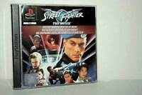 STREET FIGHTER THE MOVIE USATO BUONO SONY PSONE VERSIONE ITALIANA MG1 45605