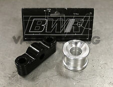 Blackworks Solid 2 Piece B Series Front Shifter Bushing & Energy Rear B16 B18