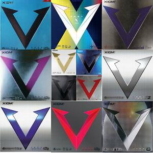 Xiom Vega Serie / Alle Varianten / Tischtennisbelag / Neu / Zum Sonderpreis