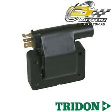 TRIDON IGNITION COIL FOR Mazda  323 BF (Turbo) 10/87-08/89, 4, 1.6L B6T