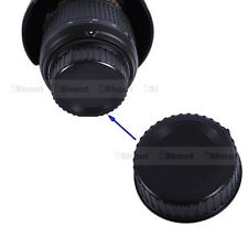 New Style Rear Cap Cover Protector with installation Point fr Nikon F Mount Lens