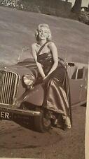 Frank Worth (1923-2000) - Marilyn Monroe in Millionaire Dress , 1953 POSTER