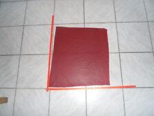 1 Haut,rot,Lederhaut,Lederreste   B 83