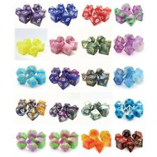 Dice and Gaming Accessories 7-set Variety Pack Ast (20)