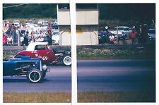 1960s Drag Racing-1934 Ford A/Street Roadster vs 1932 Ford Roadster