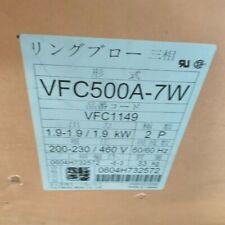 Fuji Vfc500a 7w Ring Compressor Regenerative Blower Rbd83lpallet