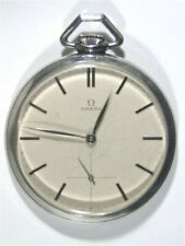 15 Jewels Pocket Watch – Working Vintage 1960s 1963 Omega Swiss 14J