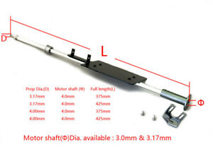 Adjustable Drive Shaft Flexible Hard Shafting for RC Boat Ship