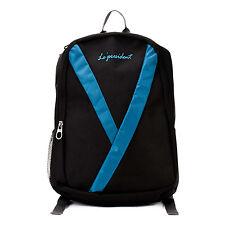 Y Blue-Black Laptop Backpack by President Bags