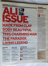 Ali supplement, The Observer Sport Monthly, 2003