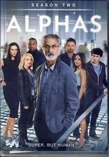 ALPHAS - SEASON 2 (KEEPCASE) (DVD)